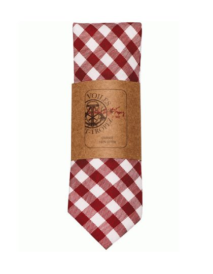 cravate-vichy-rouge-2