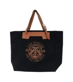 sac noir moyen