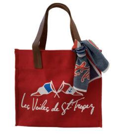 sac canebier rouge 2