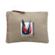 pochette travel beige logo officiel A